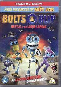 Bolts and Blip: Battle of the Lunar League (DVD)