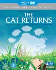 Cat Returns (Blu-ray)