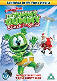 Gummy Bear - The Yummy Gummy Search for Santa (DVD)