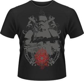 Star Wars Galactic Empire Men's T-Shirt Black (Size: L - Parallel Import)