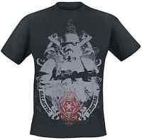 Star Wars Galactic Empire Men's T-Shirt Black (Size: XL) (Parallel Import)