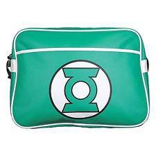 The Green Lantern - Logo Shoulder Bag