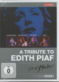 Edith Piaf At Montreux