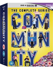 Community: Seasons 1-6 (DVD)