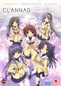 Clannad: The Complete First Series (DVD)