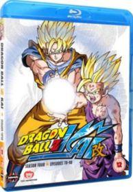 Dragon Ball Z KAI: Season 4 (Blu-ray)