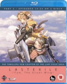 Last Exile - Fam, the Silver Wing: Part 2 (Blu-ray)