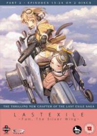 Last Exile - Fam, the Silver Wing: Part 2 (DVD)