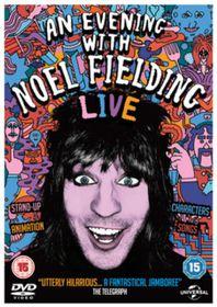 Evening With Noel Fielding