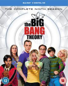 Big Bang Theory Series 9 (Blu-ray)