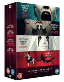 American Horror Story: Seasons 1 - 4 (DVD)