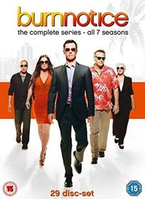 Burn Notice - The Complete Series (DVD)