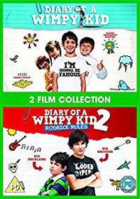 Diary Of A Wimpy Kid / Diary Of A Wimpy Kid 2 (DVD)