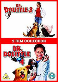 Doctor Dolittle 3 / Dr. Dolittle 4: Tail To The Chief (DVD)