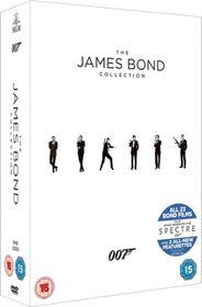 James Bond 23 Film Collection (DVD)