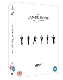 James Bond 23 Film Collection (DVD)