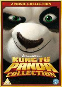 Kung Fu Panda / Kung Fu Panda 2 (DVD)