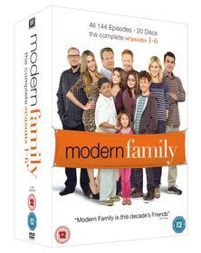 Modern Family: Seasons 1-6 (DVD)
