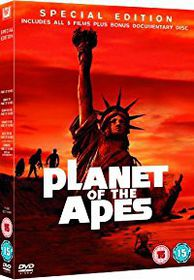 Planet Of The Apes Box Set (DVD)
