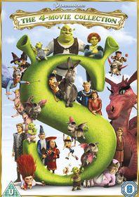 Shrek 1-4 Collection (DVD)