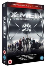 X-Men Franchise - The Cerebro Collection