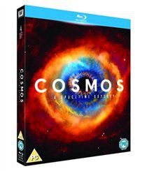 Cosmos - A Spacetime Odyssey: Season One (Blu-ray)