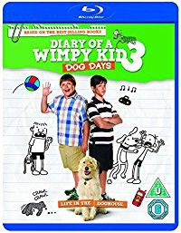 Diary of a Wimpy Kid 3 - Dog Days (Blu-ray)