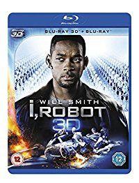 I, Robot 3D (Blu-ray)