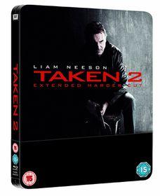 Taken 2 Steelbook (Blu-ray)