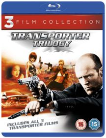 Transporter Trilogy (Blu-ray)