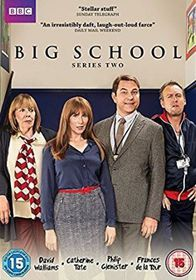 Big School - Series 2 (DVD)