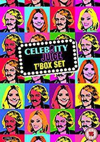 Celebrity Juice: T'Box Set (DVD)