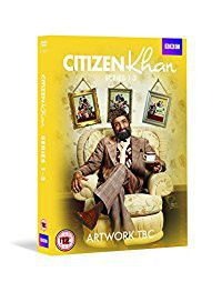 Citizen Khan - Series 1-3 Box Set (DVD)