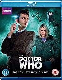 Doctor Who: The Complete Second Series (Blu-ray)