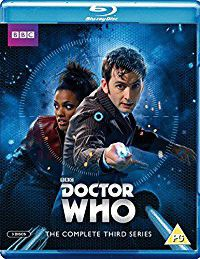 Doctor Who: The Complete Third Series (Blu-ray)