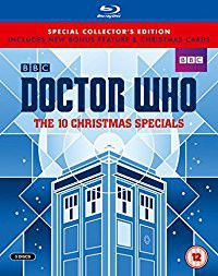 Doctor Who: The 10 Christmas Specials (Blu-ray)