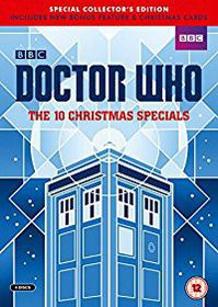Doctor Who: The 10 Christmas Specials