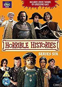 Horrible Histories: Series 6