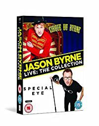 Jason Byrne: Live - The Collection