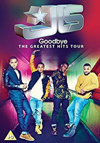 JLS Goodbye A Greatest Hits Tour (DVD)