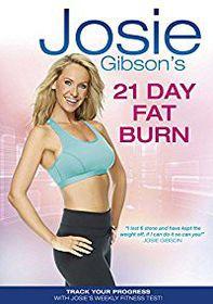 Josie Gibson's 21 Day Fat Burn