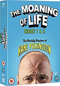 The Moaning of Life - Series 1-2 [2015] (DVD)