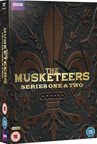 Musketeers Season 1-2 (DVD)