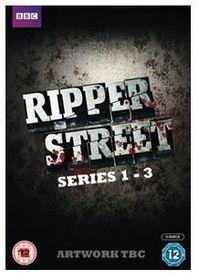 Ripper Street: Series 1-3
