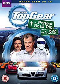Top Gear - Perfect Road Trip 1 & 2 [2013] (DVD)