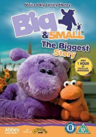 Big & Small The Biggest Story (DVD)