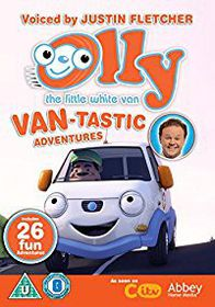 Olly The Little White Van- Vantastic Adventures (DVD)