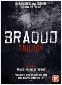 Braquo: The Complete Seasons 1-3