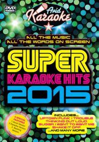 Super Karaoke Hits 2015