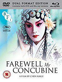 Farewell My Concubine (Blu-ray)